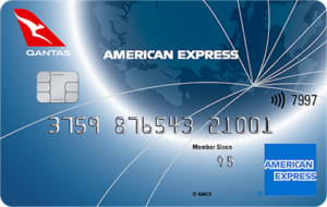 American Express Qantas Discovery - 2020 card art