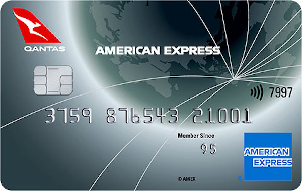 American Express Qantas Ultimate