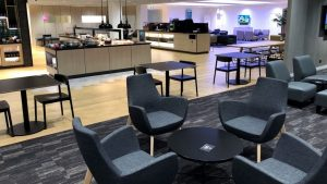Strata Lounge Auckland overview