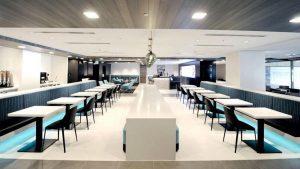 AirNewZealand Wellington Regional Lounge review