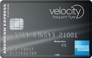 50,000 Velocity Points and complimentary domestic Virgin Australia flight with the American Express Velocity Platinum Card
