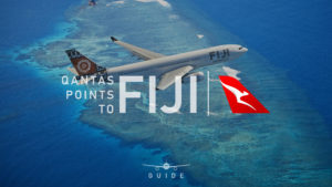 How to redeem Qantas Points for flights to Fiji