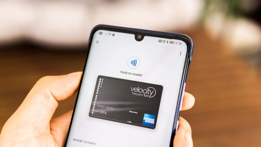 American Express NFC Card