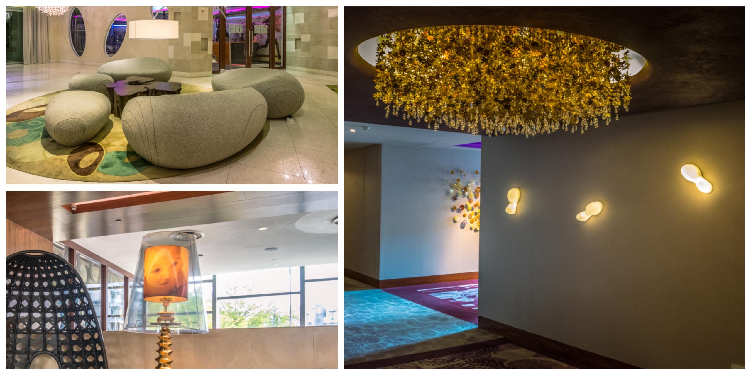 W Hotel Singapore Design