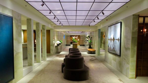 Cathay Pacific The Pier First Class Lounge | Point Hacks