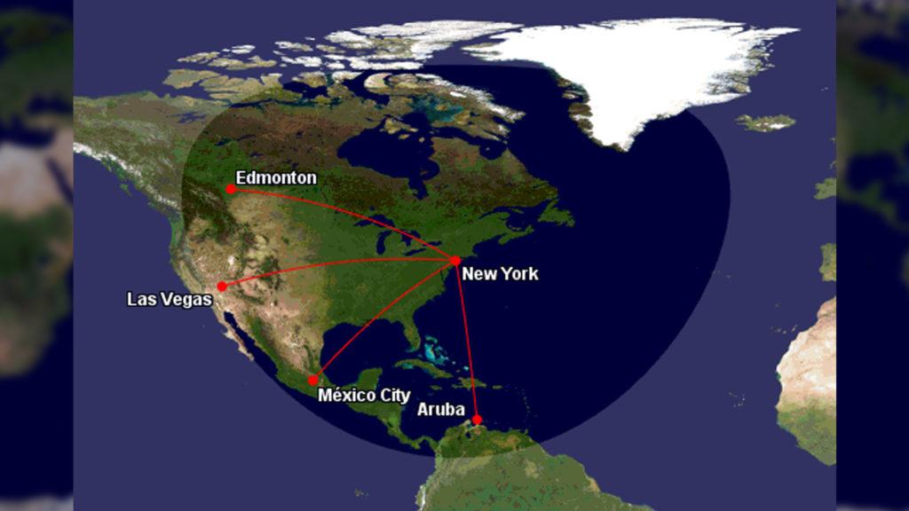 Delta routes 35,500 Velocity Points
