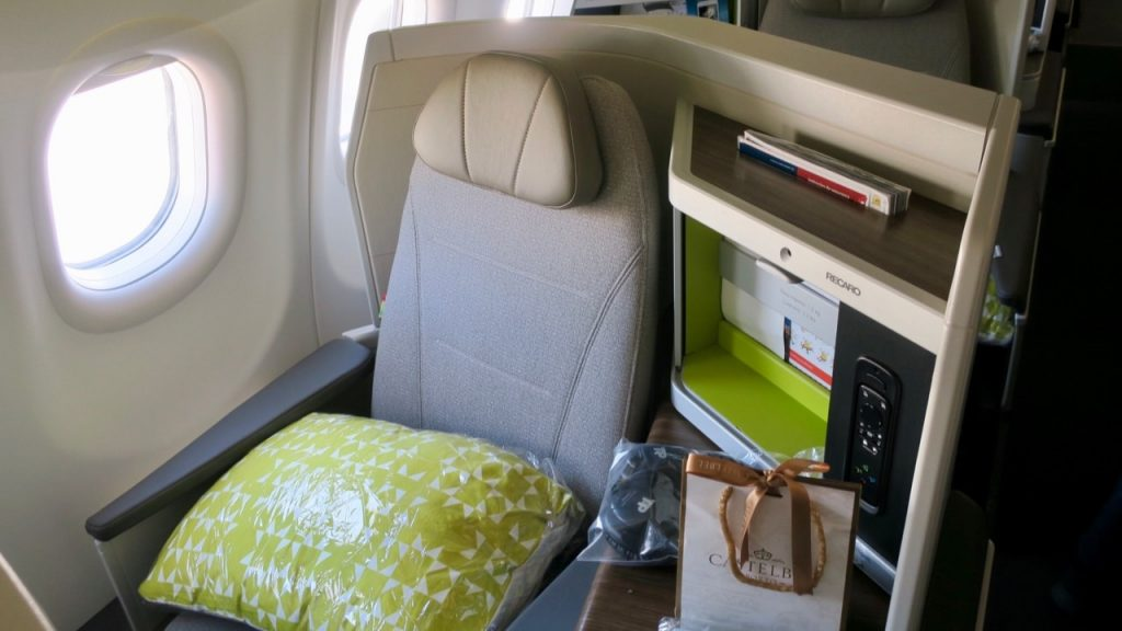TAP Portugal Airbus A330neo Business Class