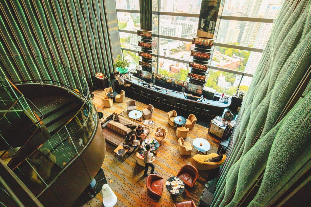 The Prince Gallery Kioicho Tokyo bar