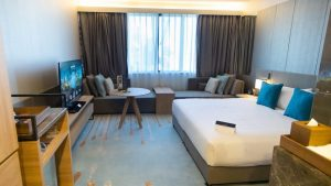 Novotel Melbourne Central Deluxe King Room review