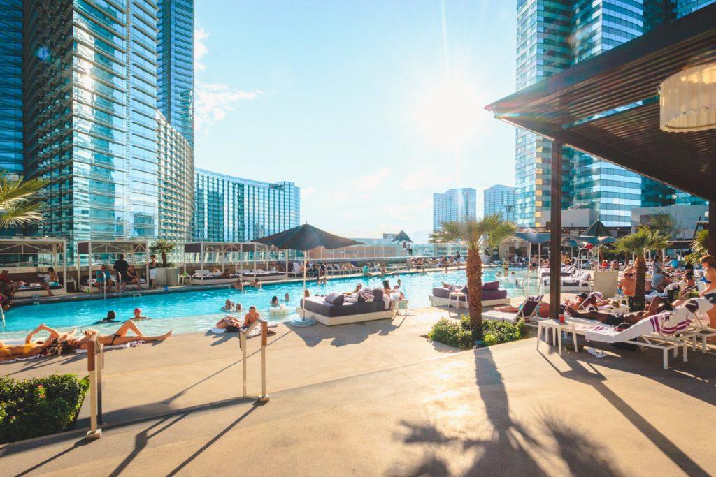 Cosmopolitan Las Vegas swimming pool