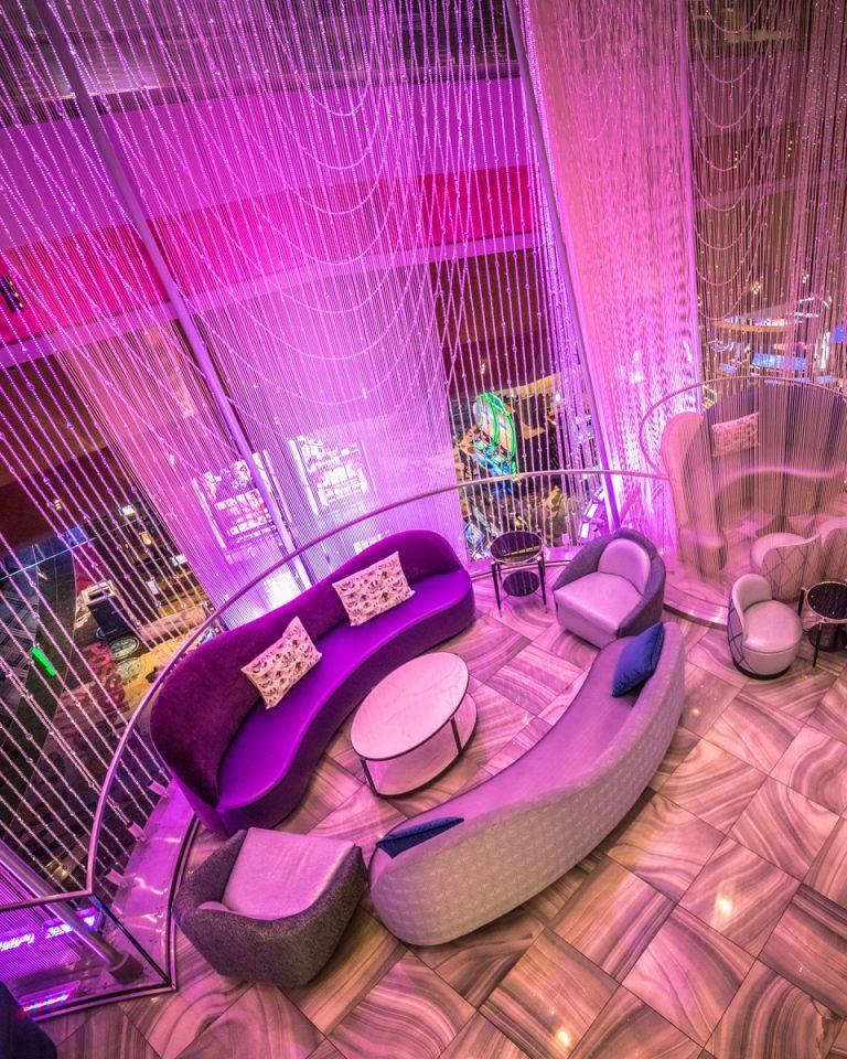 Cosmopolitan Las Vegas The Chandelier Lounge