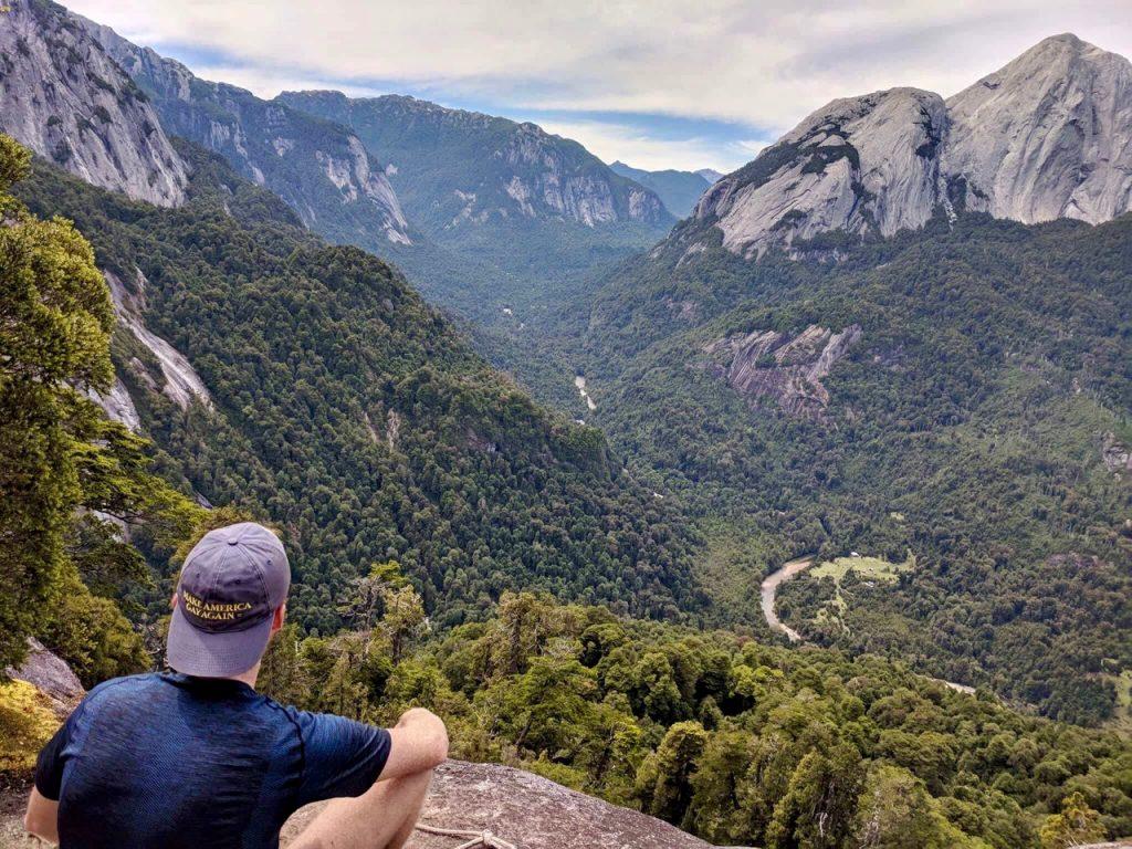 Cochamo hiking