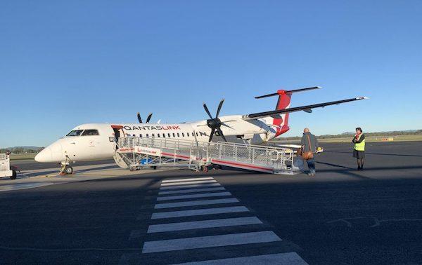 Qantas Link Dash 8-Q400