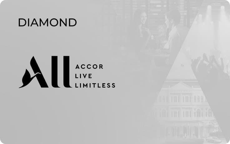 Accor Live Limitless Diamond