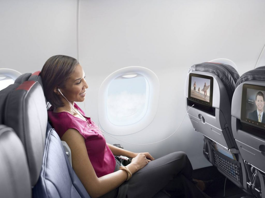 American Airlines Economy Class