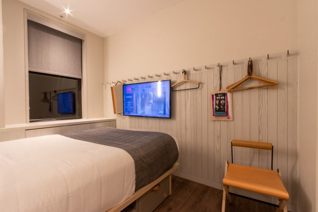 Moxy New York Times Square Bedroom