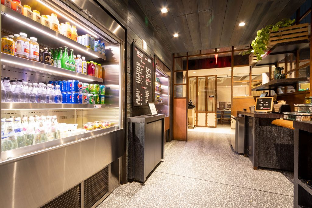 Moxy New York Times Square The Pick Up