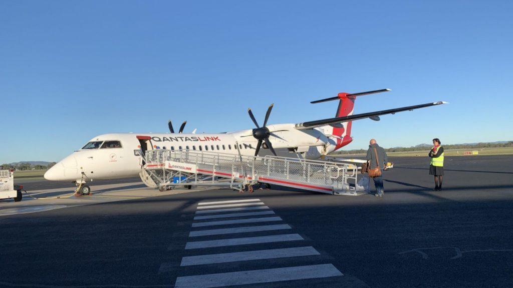 QantasLink Dash-8 Q400