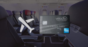 How to use the free flight benefit that comes with the Amex Velocity Platinum