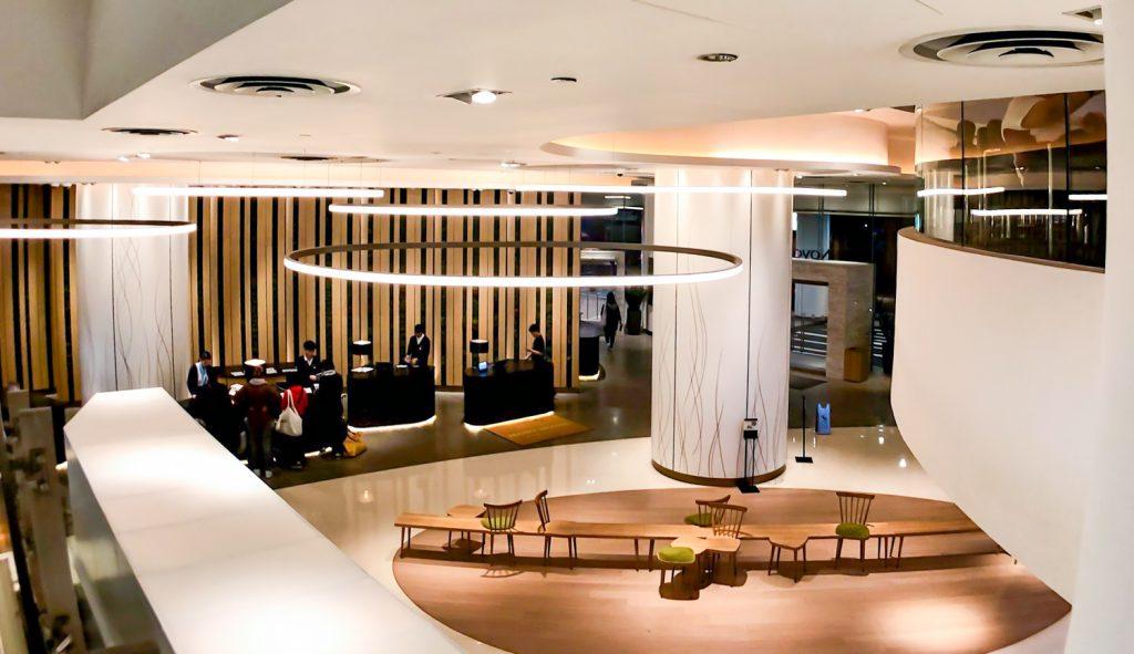 Novotel Century Hong Kong Lobby