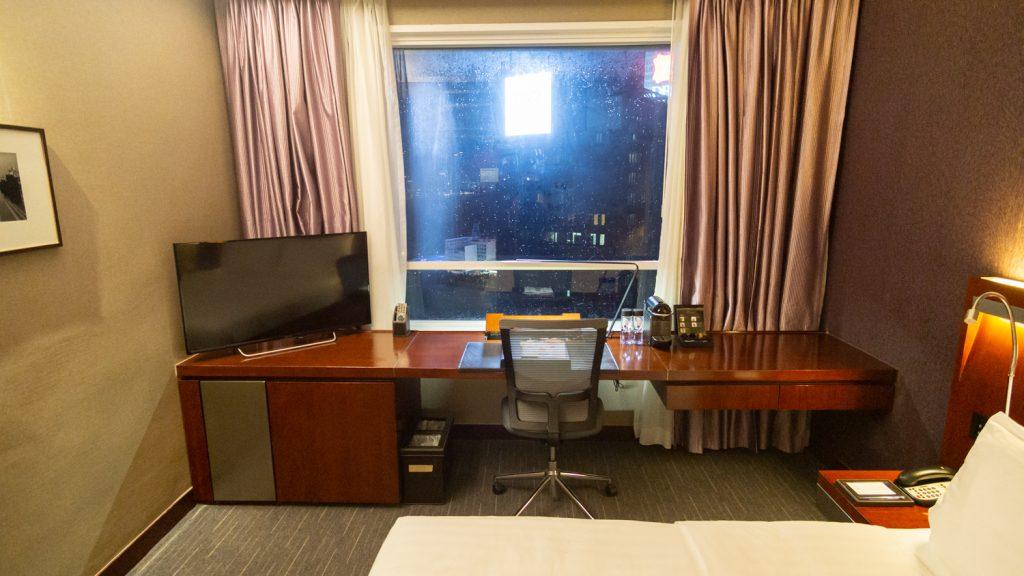 Novotel Century Hong Kong Executive Premier Room
