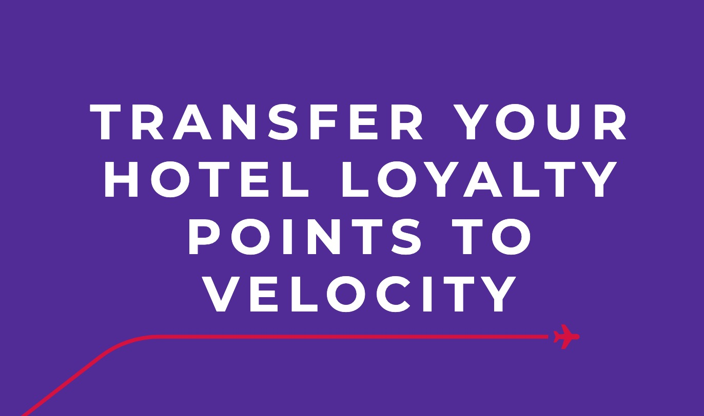 How to transfer points into Velocity