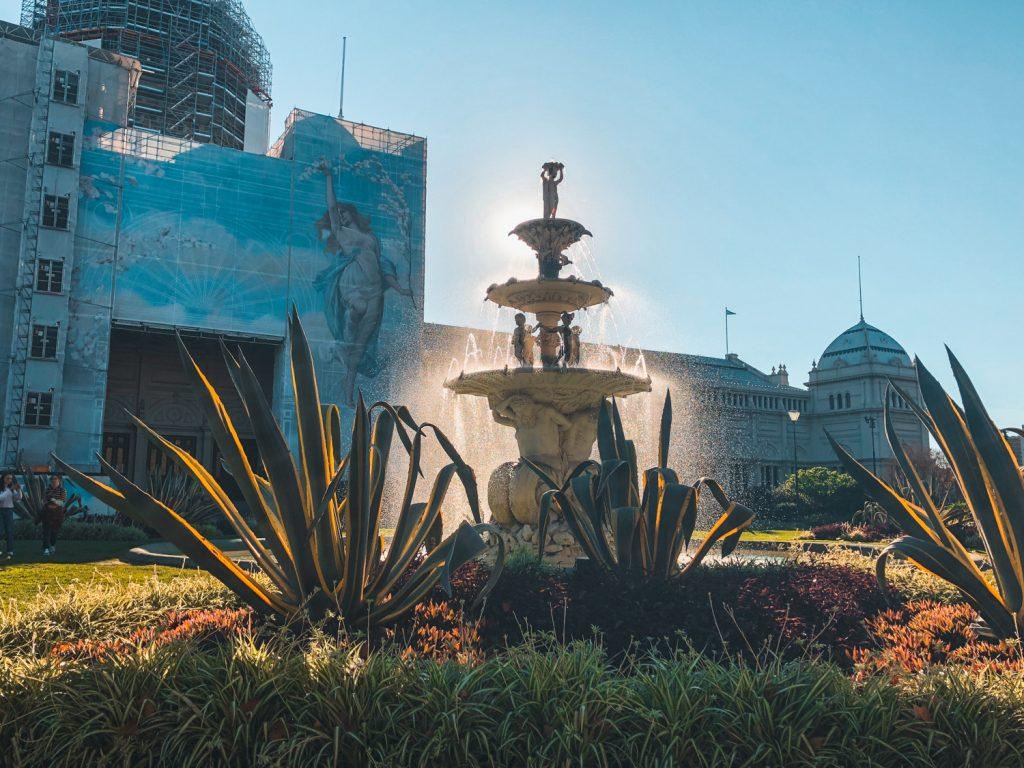 The Carlton Gardens