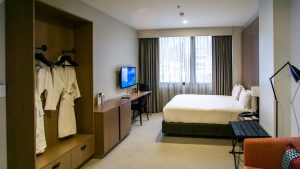 DoubleTree Hilton Melbourne King Room review