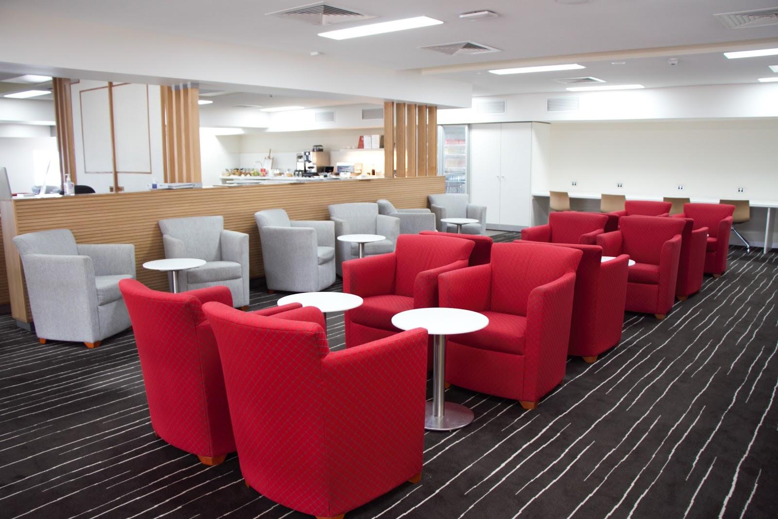 1 Qantas Club Mackay