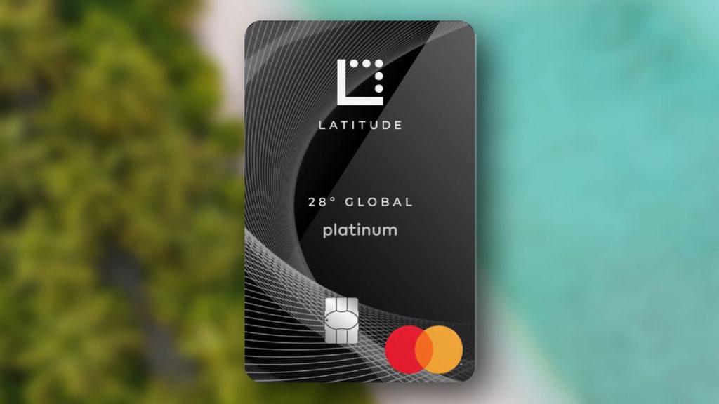 Latitude 28 Degrees new card art