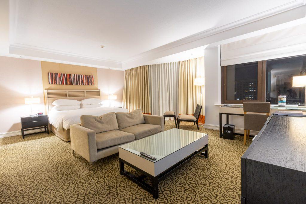 Surfers Paradise Marriott Resort and Spa Junior Suite
