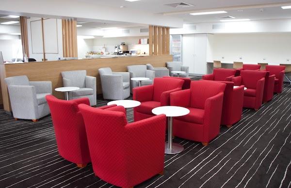 Qantas Club Mackay