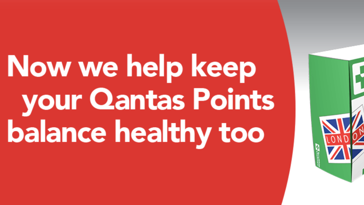 A guide to the Qantas Frequent Flyer-TerryWhite Chemmart partnership