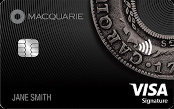 Macquarie Visa Black