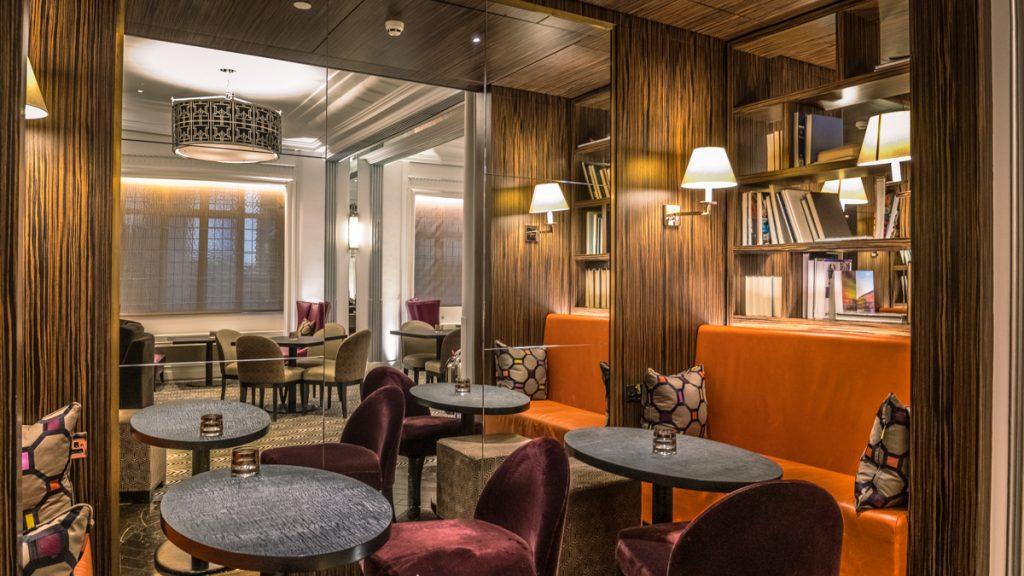 Sheraton Grand London Park Lane - Club Lounge