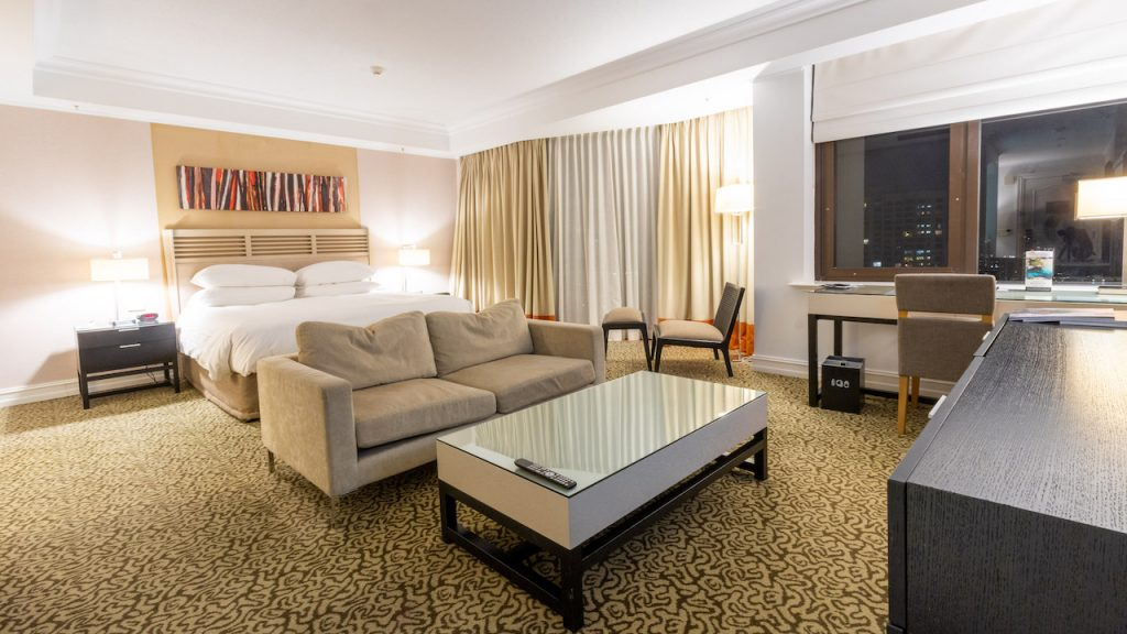 Surfers Paradise Marriott Resort and Spa Junior Suite