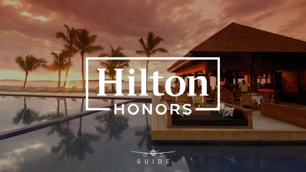 An introduction to the Hilton Honors program