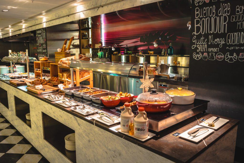 W hotel Verbier - Kitchen 17