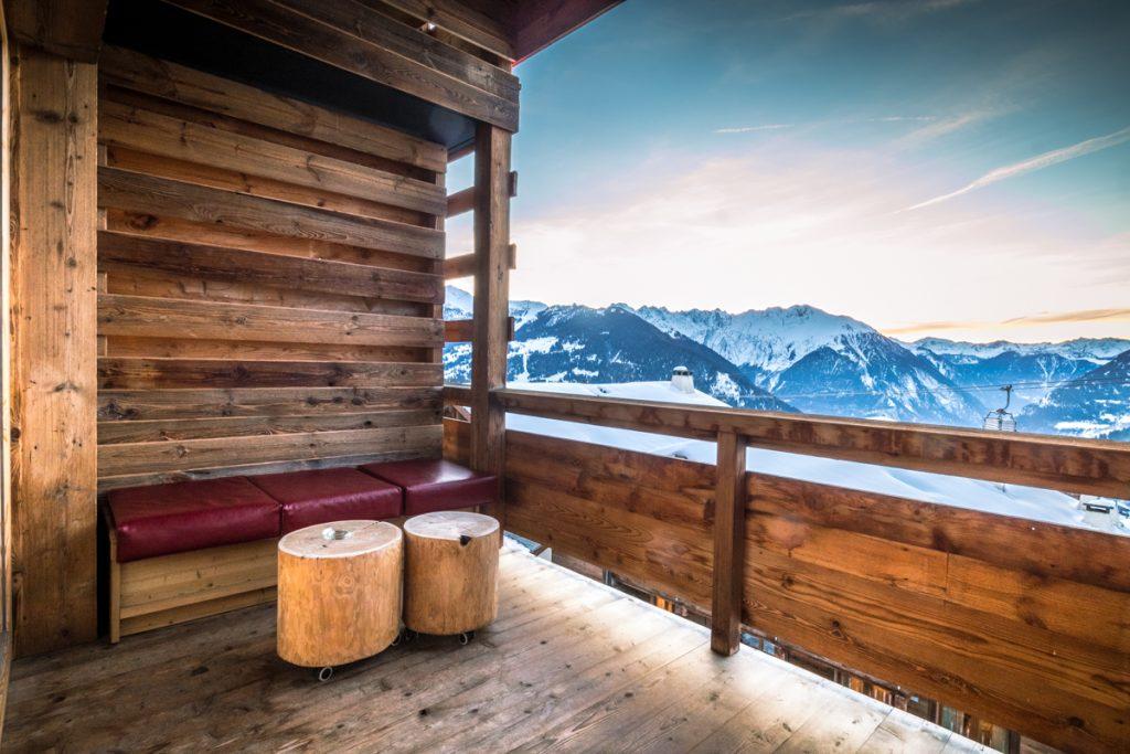 W hotel Verbier - Fabulous Room view