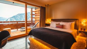 W Hotel Verbier review