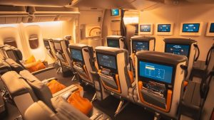 Singapore Airlines Premium Economy overview