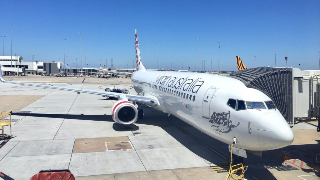 Virgin Australia has announced resumed regional flights