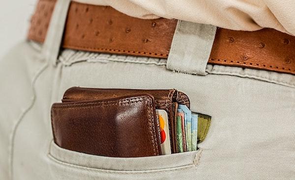 Credit Cards pants back pocket pexels