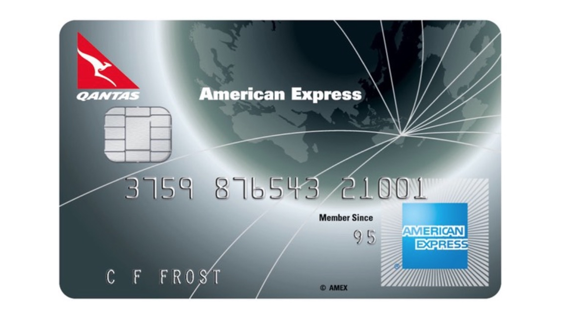 Amex Qantas Ultimate Card
