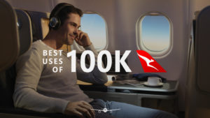 How to enjoy 100,000 Qantas Points in 2021