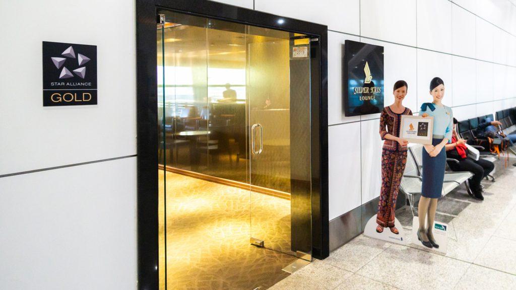 Singapore Airlines SilverKris Lounge Kuala Lumpur