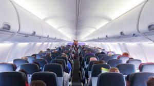 Virgin Australia Economy Class, Boeing 737