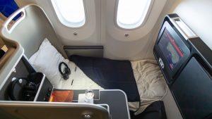 Review: Qantas Boeing 787 Business Class (Melbourne – Perth)