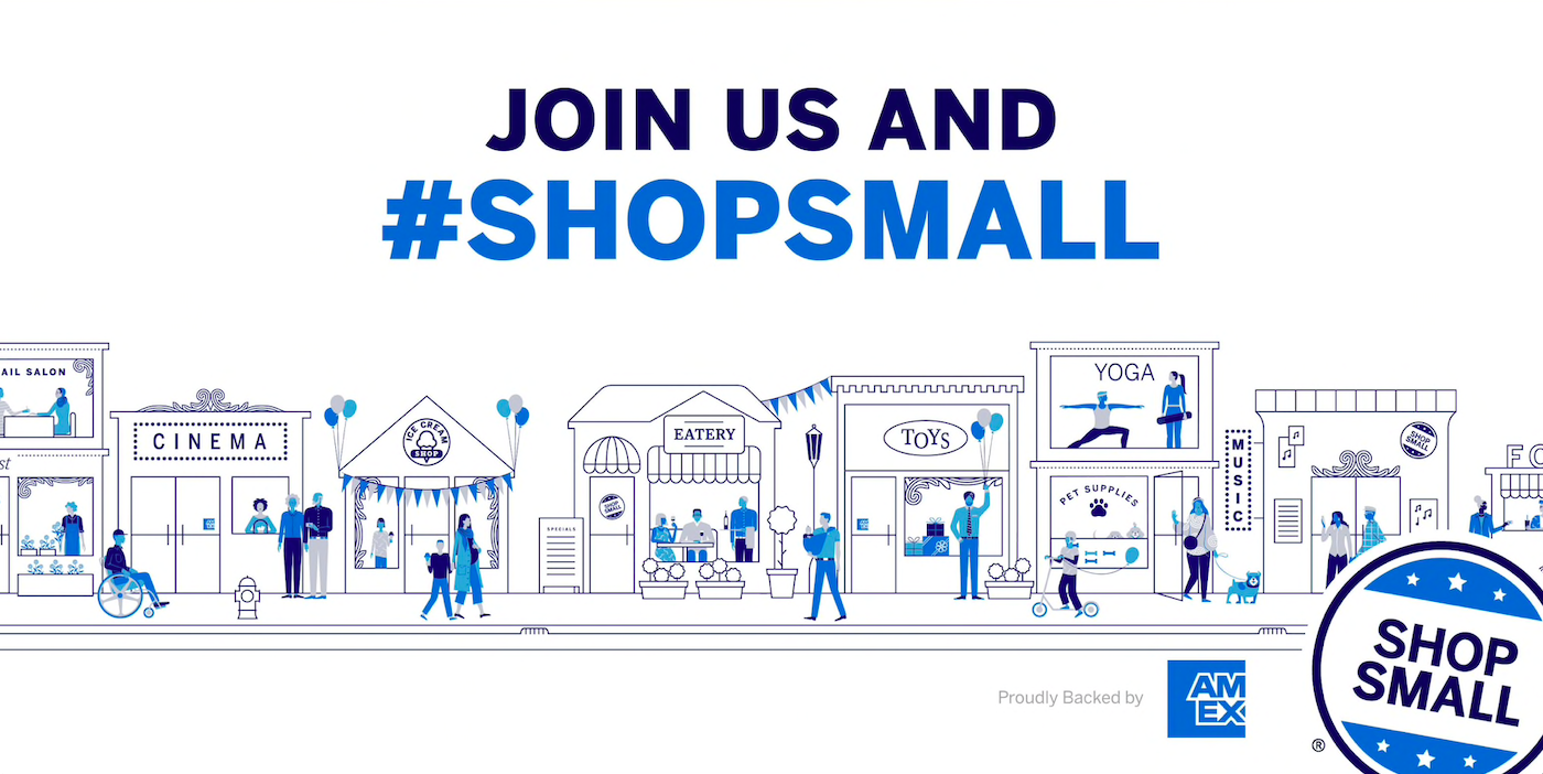 American Express Shop Small Campaign 2019