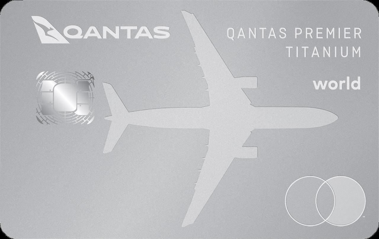 Qantas Premier Titanium Mastercard
